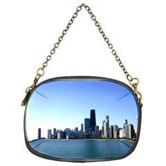 Chicago Skyline Chain Purse (Two Side)