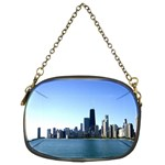 Chicago Skyline Chain Purse (Two Side) Back
