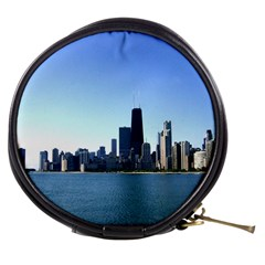 Chicago Skyline Mini Makeup Case
