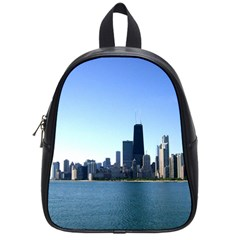 Chicago Skyline School Bag (Small)