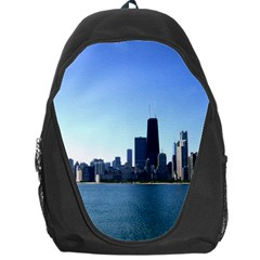 Chicago Skyline Backpack Bag