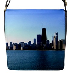 Chicago Skyline Removable Flap Cover (Small)