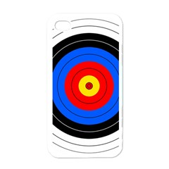 Target Apple Iphone 4 Case (white) by hlehnerer