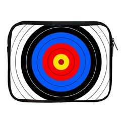 Target Apple Ipad 2/3/4 Zipper Case by hlehnerer