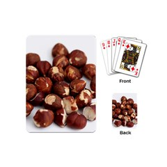 Hazelnuts Playing Cards (mini) by hlehnerer