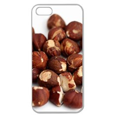 Hazelnuts Apple Seamless Iphone 5 Case (clear) by hlehnerer