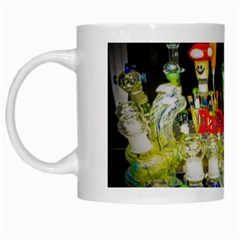 Dabdabcity710 White Coffee Mug by dabdabcity710