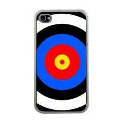 Target Apple Iphone 4 Case (clear) by hlehnerer