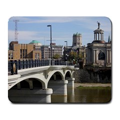 Hamilton 1 Large Mouse Pad (rectangle) by pictureperfectphotography