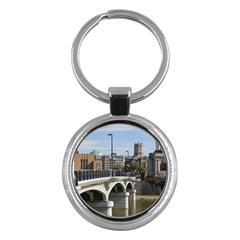 Hamilton 1 Key Chain (round) by pictureperfectphotography
