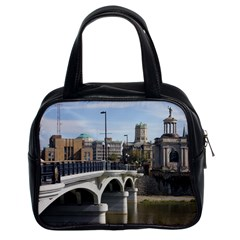 Hamilton 1 Classic Handbag (two Sides) by pictureperfectphotography