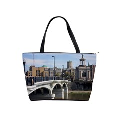 Hamilton 1 Large Shoulder Bag by pictureperfectphotography
