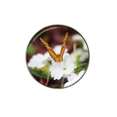 Butterfly 159 Golf Ball Marker 4 Pack (for Hat Clip) by pictureperfectphotography