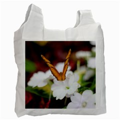 Butterfly 159 Recycle Bag (one Side) by pictureperfectphotography