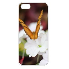 Butterfly 159 Apple Iphone 5 Seamless Case (white)