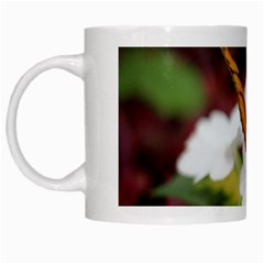 Butterfly 159 White Coffee Mug by pictureperfectphotography