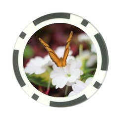 Butterfly 159 Poker Chip 10 Pack by pictureperfectphotography
