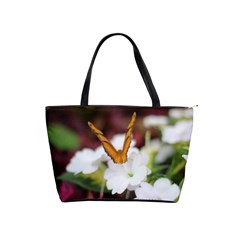 Butterfly 159 Large Shoulder Bag by pictureperfectphotography