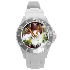 Butterfly 159 Plastic Sport Watch (large) by pictureperfectphotography
