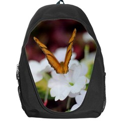 Butterfly 159 Backpack Bag by pictureperfectphotography
