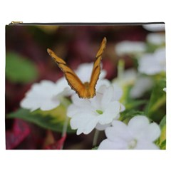 Butterfly 159 Cosmetic Bag (xxxl) by pictureperfectphotography