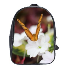 Butterfly 159 School Bag (xl) by pictureperfectphotography