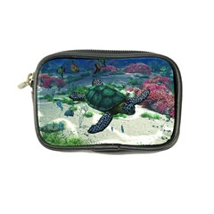 Sea Turtle Coin Purse by gatterwe