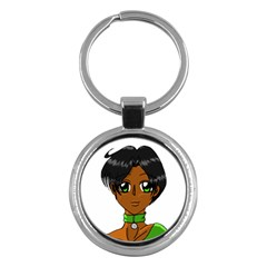 Design0001 Key Chain (round)