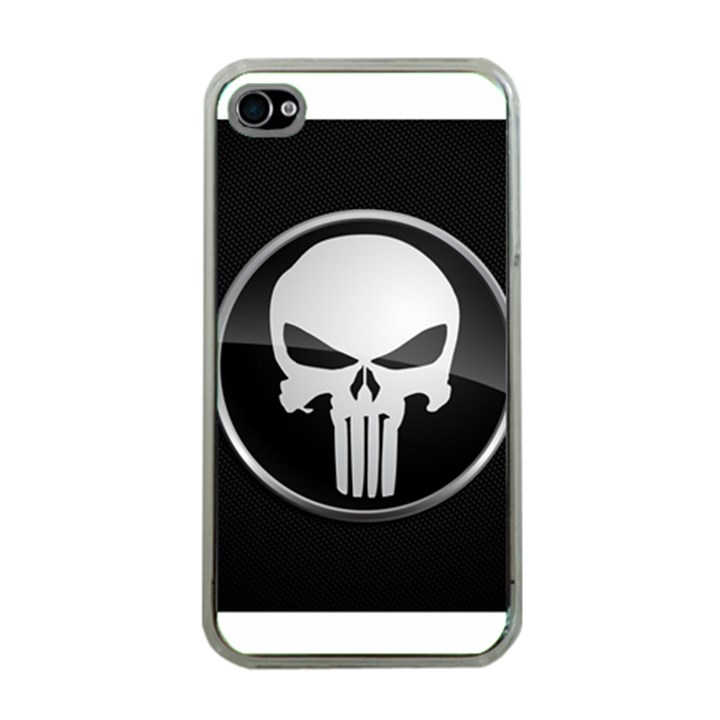 The Punisher Wallpaper Apple Iphone 4 Case Clear Cowcow