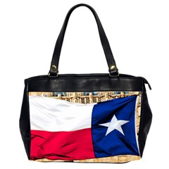 Texas Oversize Office Handbag (two Sides) by dray6389