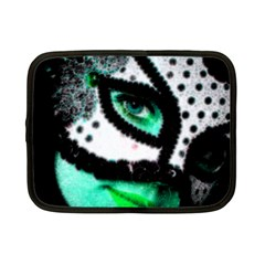 Masked Netbook Case (small) by dray6389