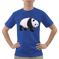 Panda Bear 2 Mens' T-shirt (colored) by gatterwe