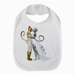 Wedding Couple 2 Bib