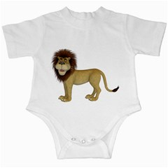 Lion 1 Infant Creeper by gatterwe