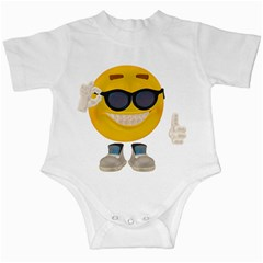 Holiday Smiley Infant Creeper by gatterwe
