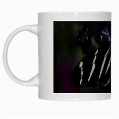 Butterfly 059 001 White Coffee Mug by pictureperfectphotography