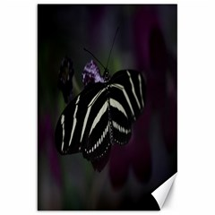 Butterfly 059 001 Canvas 20  X 30  (unframed) by pictureperfectphotography