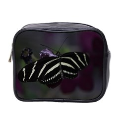 Butterfly 059 001 Mini Travel Toiletry Bag (two Sides) by pictureperfectphotography