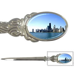Chicago Skyline Letter Opener