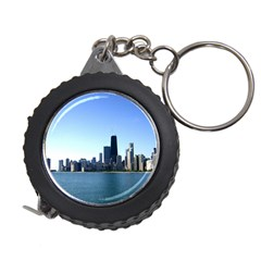Chicago Skyline Measuring Tape