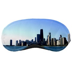 Chicago Skyline Sleeping Mask