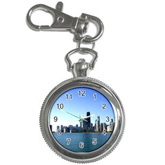 Chicago Skyline Key Chain & Watch