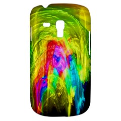 Painted Forrest Samsung Galaxy S3 Mini I8190 Hardshell Case by masquerades