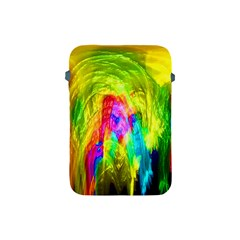 Painted Forrest Apple Ipad Mini Protective Soft Case by masquerades