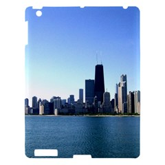 Chicago Skyline Apple iPad 3/4 Hardshell Case