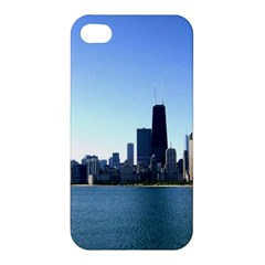 Chicago Skyline Apple iPhone 4/4S Premium Hardshell Case
