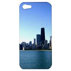 Chicago Skyline Apple iPhone 5 Hardshell Case