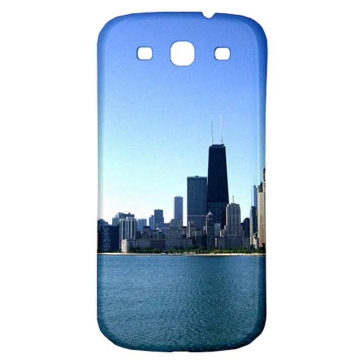 Chicago Skyline Samsung Galaxy S3 S III Classic Hardshell Back Case