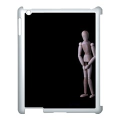 I Have To Go Apple Ipad 3/4 Case (white) by hlehnerer