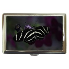 Butterfly 059 001 Cigarette Money Case by pictureperfectphotography